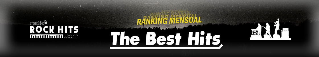 Ranking mensual the best hits